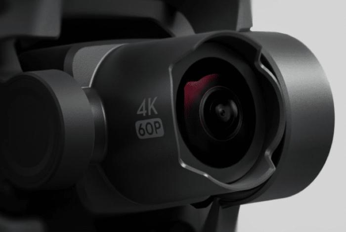 DJI FPV Combo Kamera