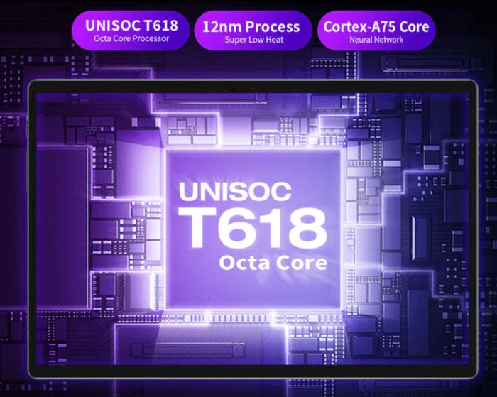 Teclast M40 Pro UniSOC T618