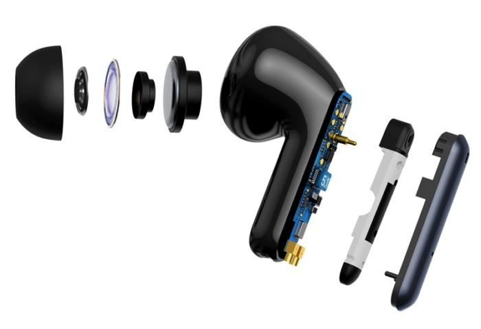 Baseus SIMU S1 Pro Kopfhörer Aufbau