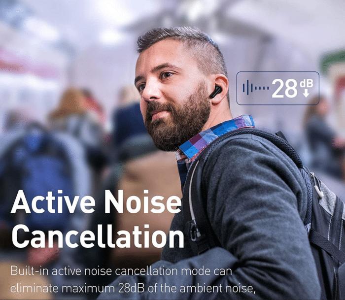 Baseus SIMU S1 pro Active Noise Cancelling