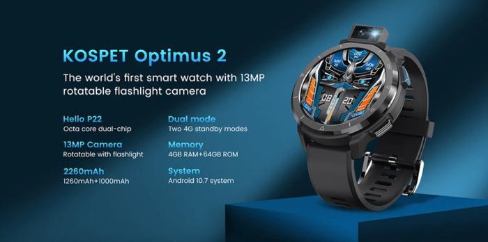 KOSPET Optimus 2 SPecs