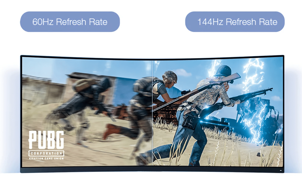 Xiaomi Curved Gaming Monitor 144 Hz