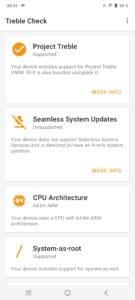 vivo V21 Test System screenshots