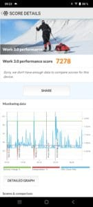vivo V21 Test Performance screenshoots