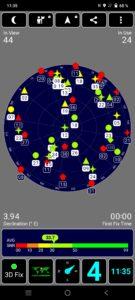 vivo V21 Test Konnektivität GPS