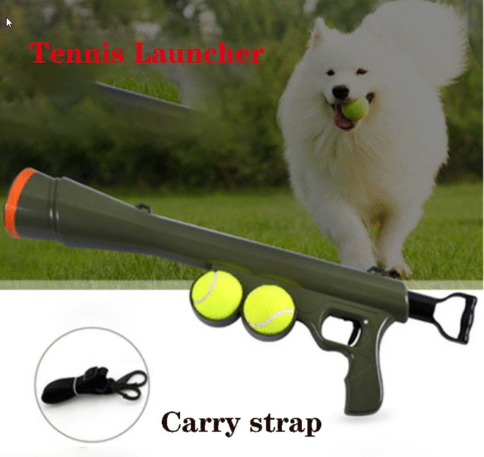 Spielzeugpistole mit Tragegurt