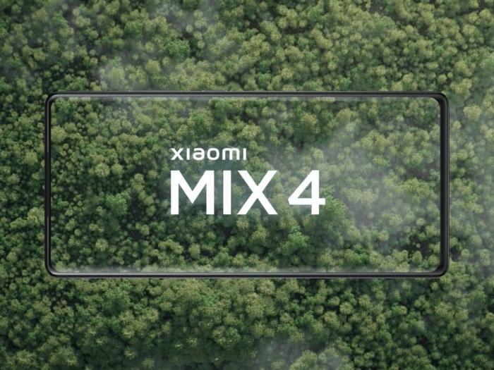 Xiaomi Mi Mix 4 Titel