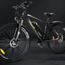 Eleglide M1 Plus E-Bike Seitenansicht