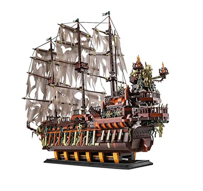 KEAYO Piratenschiff Modell