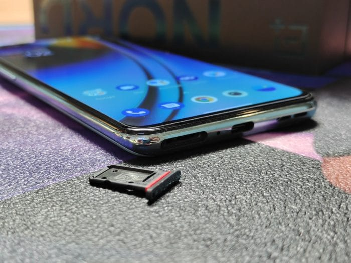 OnePlus Nord 2 Test Anschlüsse & Lautsprecher