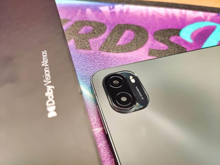 Xiaomi Mi Pad 5 Pro Rückseite Kamera