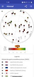 OnePlus Nord 2 Test Screenshots GPS
