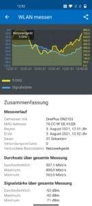 OnePlus Nord 2 Test Screenshots WLAN