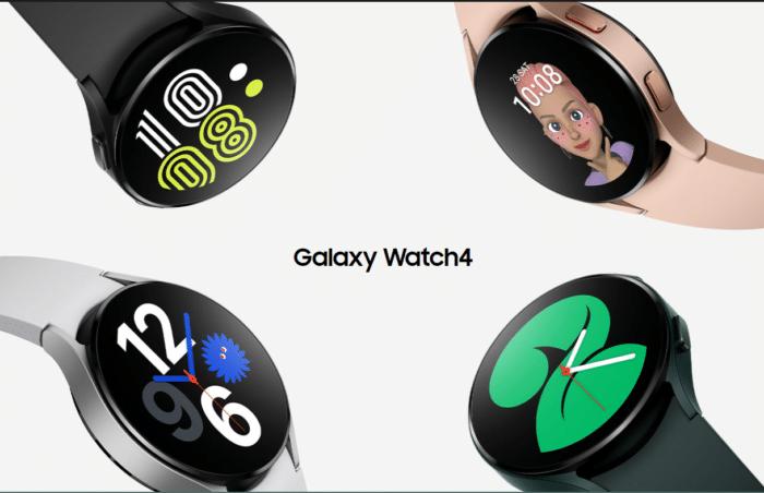 Samsung Galaxy Watch 4 Watchfaces