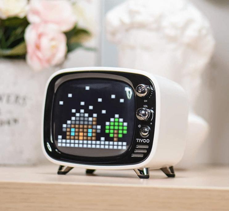 Divoom Tivoo Classic Retro Bluetooth-Lautsprecher Prduktbild