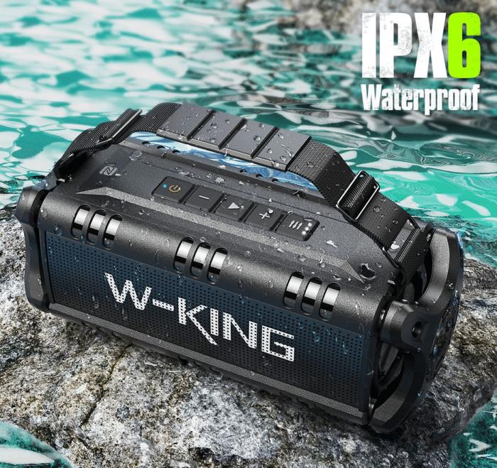 W-KING D8 50W Wasserdicht IPX6