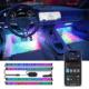 "Govee RGBIC Auto ab 23,99€ – das ""Ambilight"" für dein Auto – ""Party hard"" (4x LED Streifen, Musikmodus, App)"