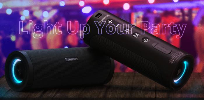 Tronsmart T6 Pro RGB Beleuchtung