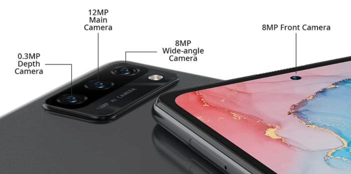 Blackview A100 Kamera