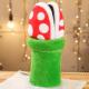 Super Mario Hausschuhe ab 14,65€ – im Piranha-Pflanzen-Design (Plüsch, Hauschuhe, Super Mario)