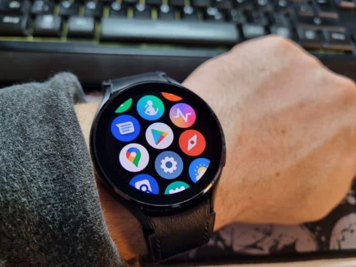 Samsung Galaxy Watch 4 Android Wear 3