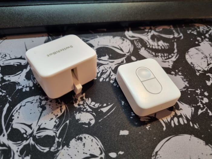 Switchbot Bot Schalter + Switchbot Remote