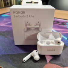 Honor Earbuds 2 Lite Ladecase und Verpackung