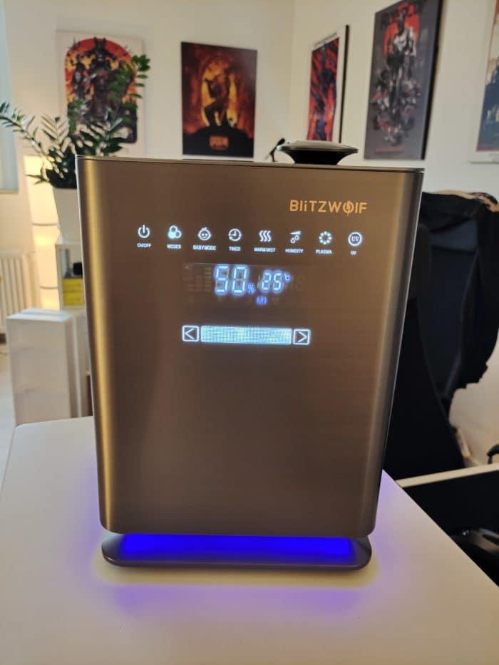 BlitzWolf Luftbefeuchter BW-SH5 Design