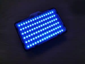 Neewer RGB Videolicht Verschiedene Farben