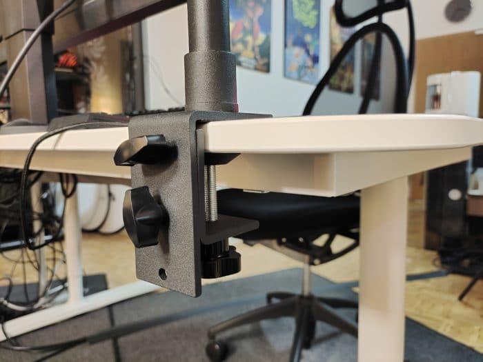 Neewer LED Videolicht Schreibtischhalterung