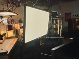 Neewer LED Videolicht verschiedene Helligkeitsstufen