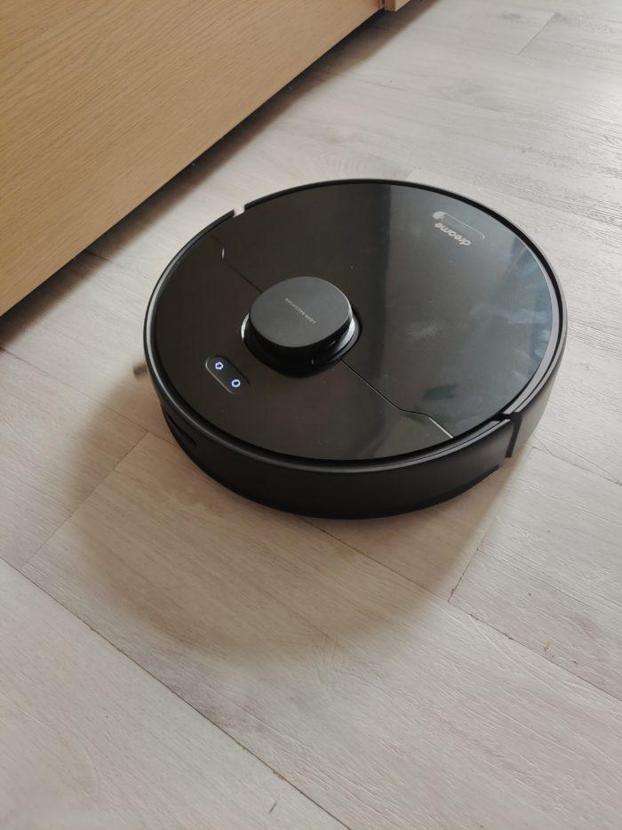 Dreame Bot D9 Max Testfahrt