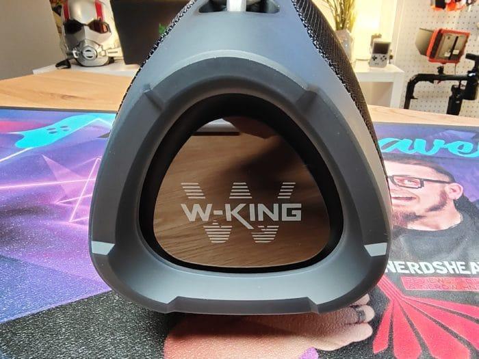 W-King X10-1 Seiten Ansicht