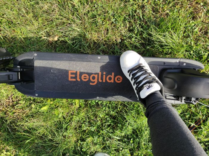 Eleglide S1 Plus Trittfläche