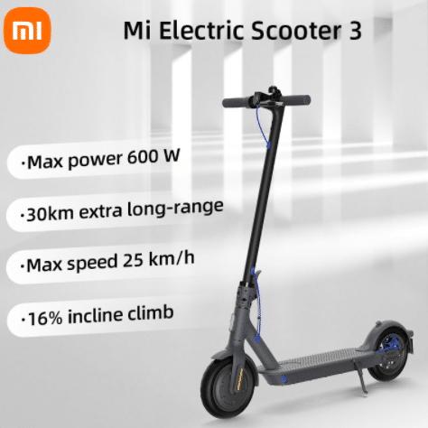 Xiaomi Mi Scooter 3 Produktbild