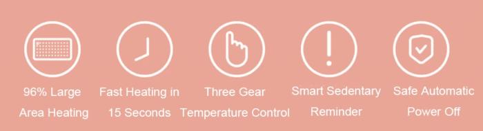 2021 10 04 12 09 07 Sothing heizung mauspad smart 3 geschwindigkeit temperaturregelung 80w geschaefts