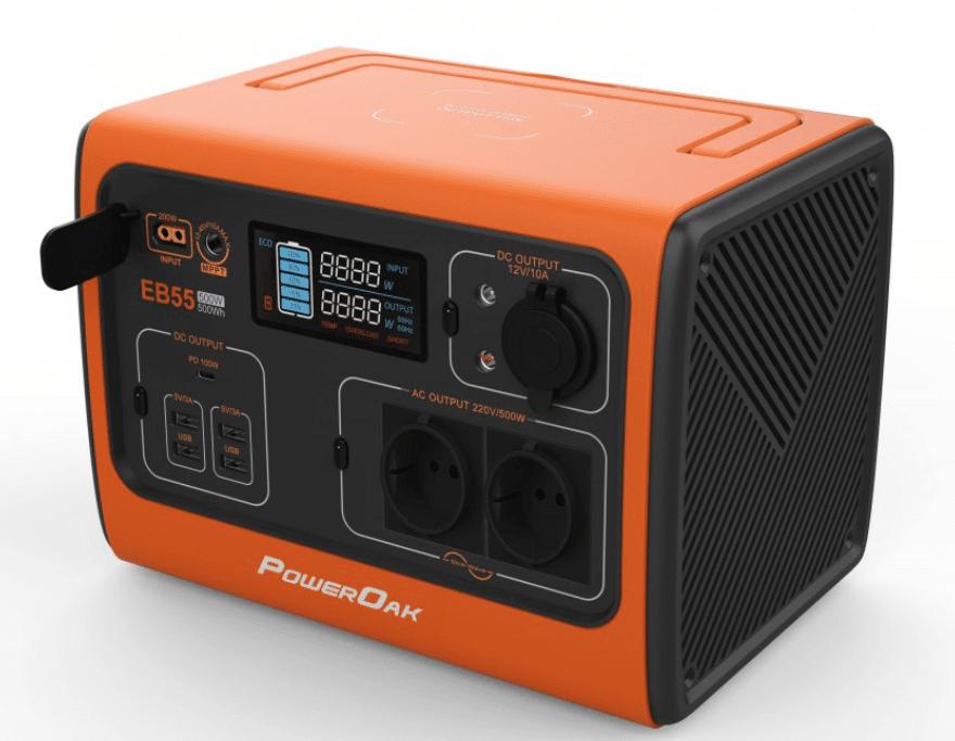 PowerOak EB55 Produktbild