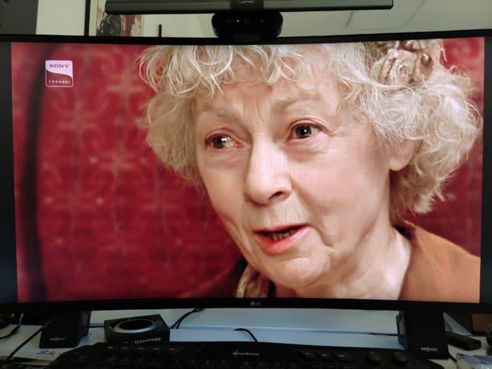 Waipu.Tv 4k Stick TV Bild
